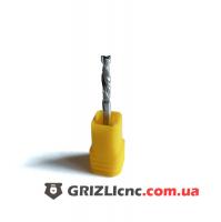 Фреза спиральная двухзаходная D3.175 L17 3A компрессионная (F2S С)