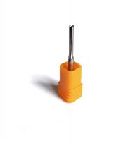 Фреза двухзаходная с прямыми ножами D2,5 L17 3A (F2P)