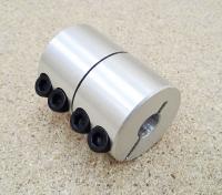 Муфта жесткая 10-14мм D32L45