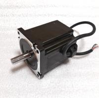 Шаговый двигатель Nema34 12Nm (120кг-см) 4А d14mm L151mm - Фото: 2