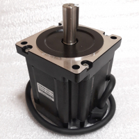 Шаговый двигатель Nema34 6Nm (60кг-см) 4А d14mm L98mm