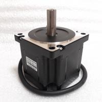 Шаговый двигатель Nema34 4.6Nm (46кг-см) 4А d14mm L80mm