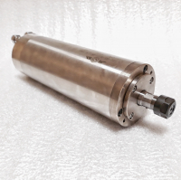 Шпиндель GDZ 800Вт 220В цанга ЕR11 водяное охлаждение (4 подшипника) - Фото: 3