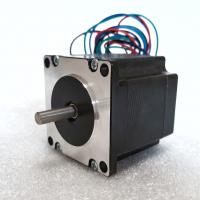 Шаговый двигатель Nema23 1.2Nm 2.8 Ампера 52мм - Фото: 2