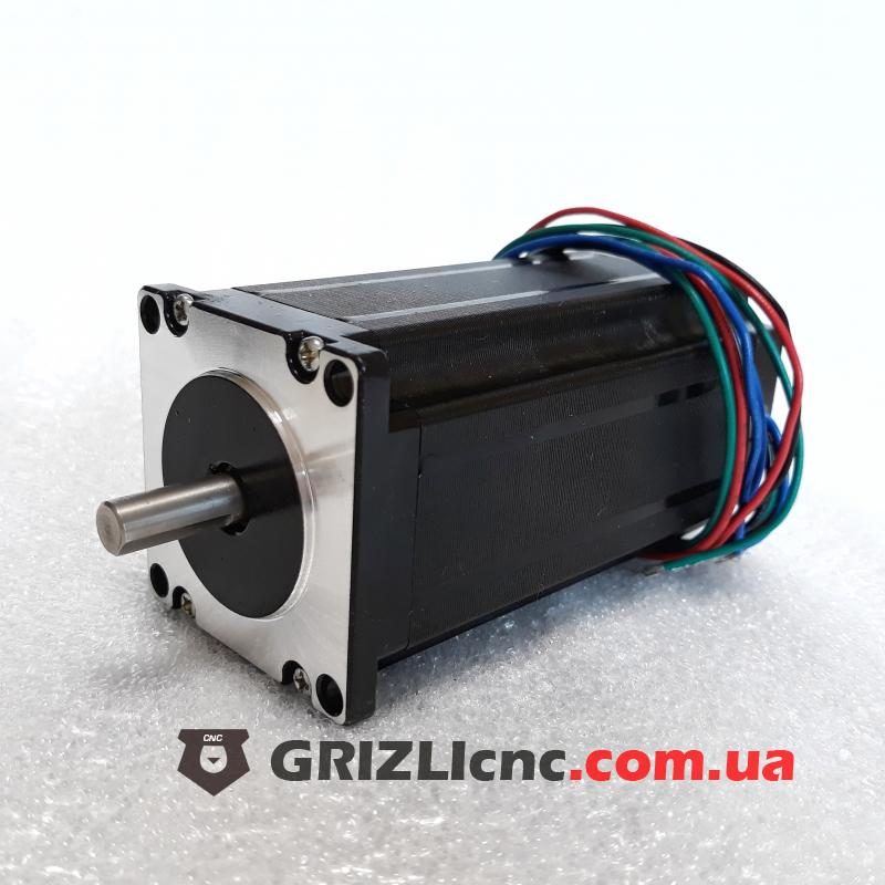 Шаговый двигатель Nema23 3Nm 3 Ампера 112мм | Фото: 1