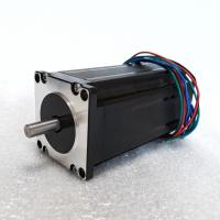 Шаговый двигатель Nema23 2.8Nm 3 Ампера 112мм