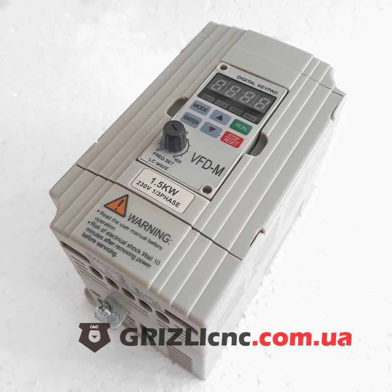Частотный преобразователь Delta VFD-M 1.5кВт 220В инвертор | Фото: 1