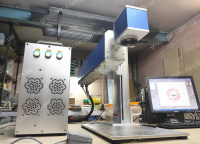 Лазерный маркировщик CO2 - Фото: 2
