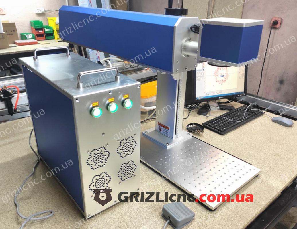 Лазерный маркировщик CO2 | Фото: 1