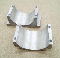 Алюминиевое крепление шпинделя D125мм - Фото: 4
