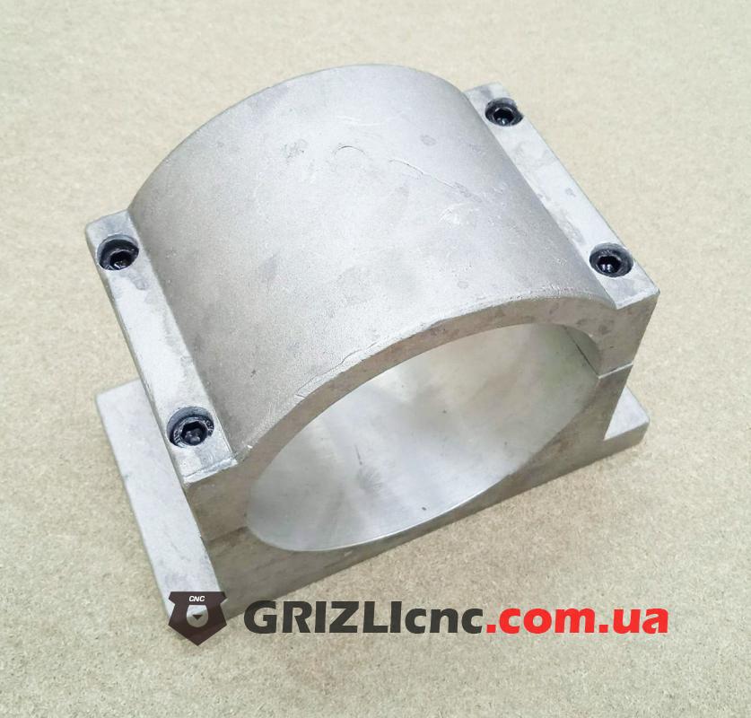 Алюминиевое крепление шпинделя D125мм | Фото: 1