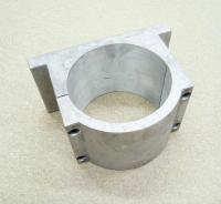 Алюминиевое крепление шпинделя D125мм - Фото: 2