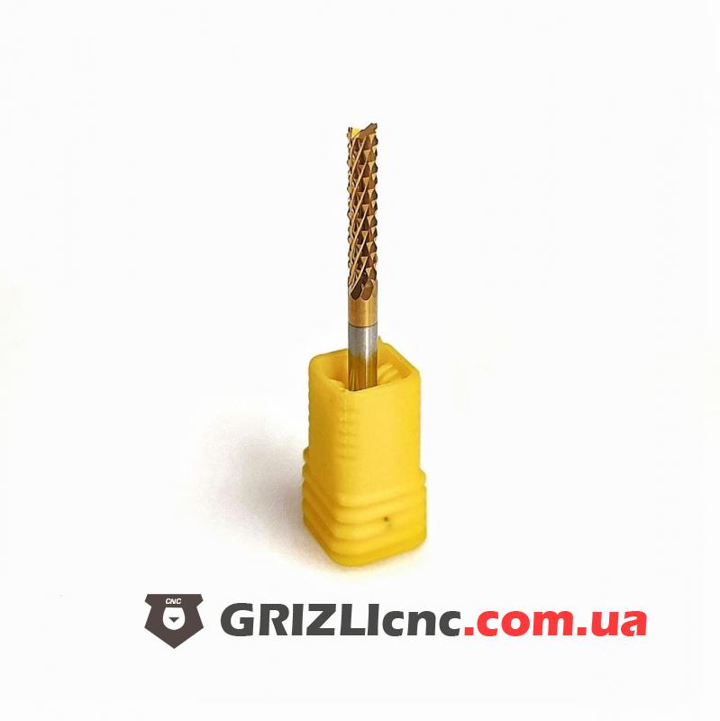 Фреза кукуруза 3.175mm L17 3A Ti (FF) | Фото: 1