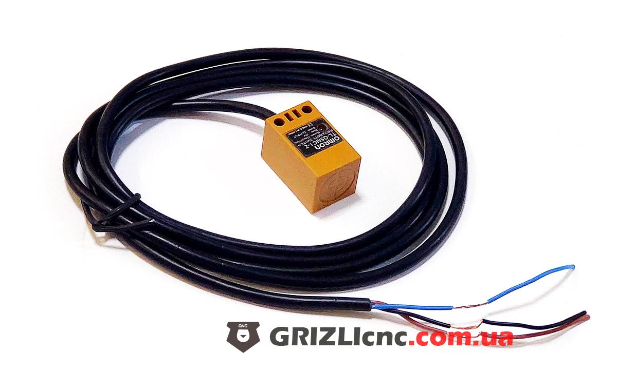 Индуктивный датчик NPN TL-Q5-MC1 (нормально открытый) | Фото: 1