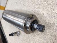 Шпиндель GDZ 1.5кВт 220В цанга ER16 водяное охлаждение (4 подшипника)