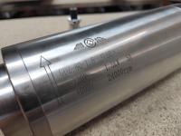 Шпиндель GDZ 1,5кВт 220В цанга ER16 водяное охлаждение (4 подшипника) - Фото: 2