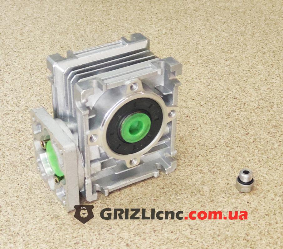 NMRV30 червячный редуктор для мотора Nema23  | Фото: 1