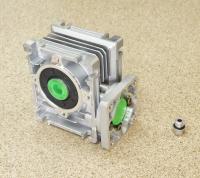 NMRV30 червячный редуктор для мотора Nema23  - Фото: 2
