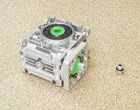 NMRV30 червячный редуктор для мотора Nema23  - Фото: 3