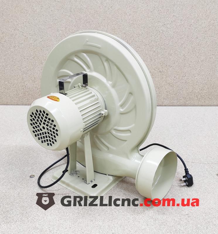 Воздушный насос 550Вт для лазера, вытяжка улитка, вентилятор | Фото: 1