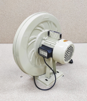 Воздушный насос 550Вт для лазера, вытяжка улитка, вентилятор - Фото: 4
