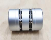 Двойная мембранная муфта 12-12мм D34L45 - Фото: 4