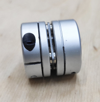 Мембранная муфта 12-12 мм D34L32
