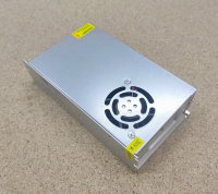 Блок Питания 24В 12.5А 300Вт - активное охлаждение - Фото: 3
