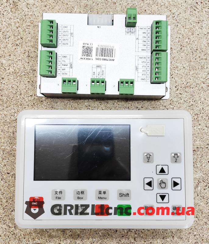 Trocen AWC708S - DSP контроллер лазерного станка  | Фото: 1