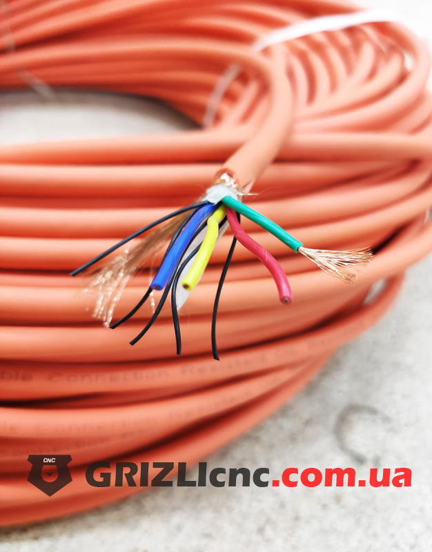 Экранированный кабель высокой гибкости 4х0.75 TRVVP | Фото: 1