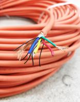 Экранированный кабель высокой гибкости 4х0.75 TRVVP