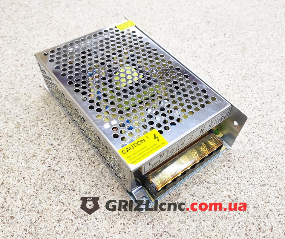 Блок питания 12В 6.5А 80Вт - пассивное охлаждение   Фото: 1
