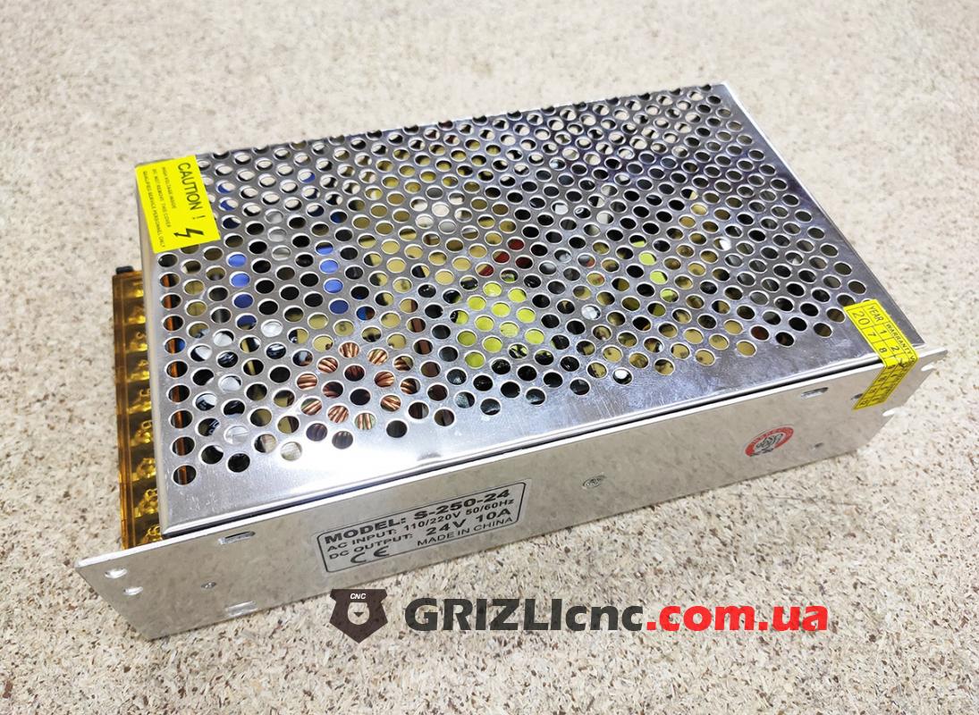 Блок питания 24В 10А 240Вт - пассивное охлаждение | Фото: 1
