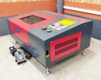 Лазерный станок CO2 30х20см 40Вт - Фото: 5
