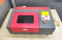 Лазерный станок CO2 30х20см 40Вт - Фото: 3