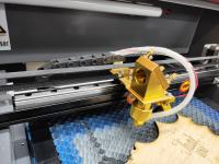 Лазерный станок CO2 30х20см 40Вт - Фото: 11