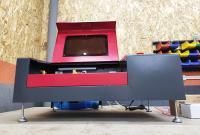 Лазерный станок CO2 30х20см 40Вт - Фото: 9