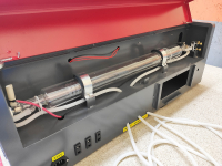 Лазерный станок CO2 30х20см 40Вт - Фото: 8