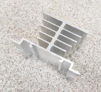 Алюминиевый радиатор для твердотельного реле