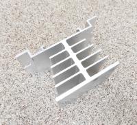 Алюминиевый радиатор для твердотельного реле SSR - Фото: 3