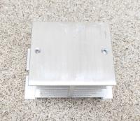 Алюминиевый радиатор для твердотельного реле SSR - Фото: 5