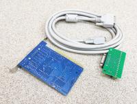 Контроллер станка NCStudio + интерфейсная плата - Фото: 2
