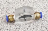 Датчик протока воды механический 8мм - Фото: 2