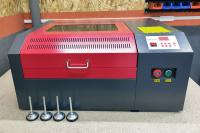 Лазерный станок CO2 40х40см 50Вт - Фото: 4