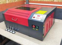 Лазерный станок CO2 40х40см 50Вт - Фото: 2