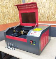 Лазерный станок CO2 40х40см 50Вт