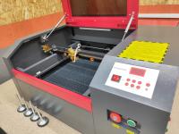 Лазерный станок CO2 40х40см 50Вт - Фото: 5