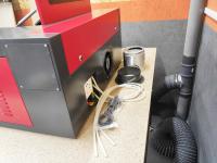 Лазерный станок CO2 40х40см 50Вт - Фото: 6