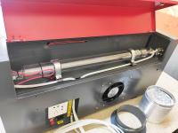 Лазерный станок CO2 40х40см 50Вт - Фото: 7