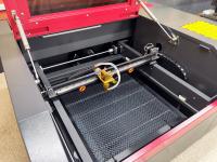 Лазерный станок CO2 40х40см 50Вт - Фото: 9